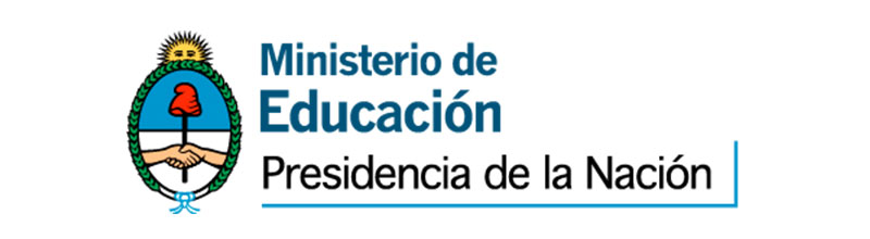 Logo Ministerio de Educación de la Nación