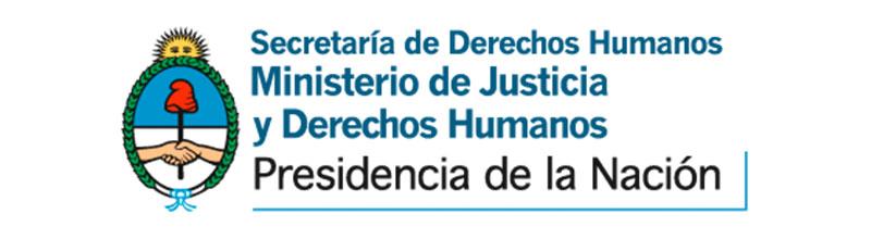 Logo Secretaría de Derechos Humanos de la Nación
