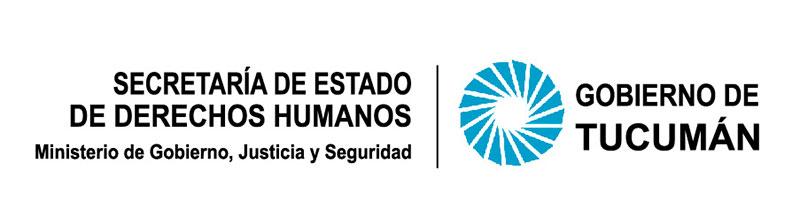 Logo Secretaría de Estado de Derechos Humanos de Tucumán