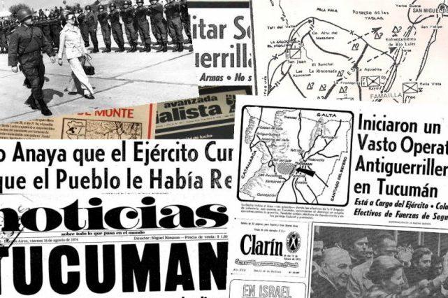 Hace 46 años se autorizó la ocupación militar de Tucumán